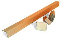 Kantskydd för stålband