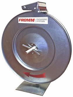 Bandavrullare för stålband Bandavrullare ABP stationär